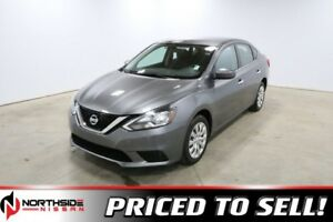 2016 Nissan Sentra S Accident Free,  Bluetooth,