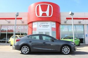 2014 Mazda Mazda3 GT-SKY - SPORTY IN AND OUT -