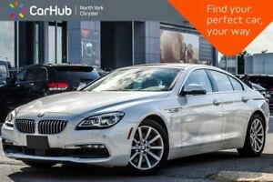 2016 BMW 6 Series 640i xDrive|Pano_Sunroof|Nav|Bluetooth|Heat Fr