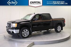 2012 GMC Sierra 1500 SLT Crew Cab *Brown Leather-Navigation-Back