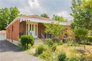 Central Etobicoke Home On A Nice Lot W/ A Long Private Driveway