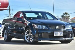 2007 Holden Commodore VE SS Black 6 Speed Automatic Utility Victoria Park Victoria Park Area Preview