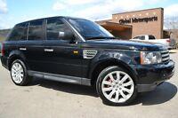2007 Range Rover Sport Supercharged***AMAZING***NAVI**