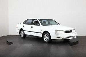 2001 Toyota Avalon MCX10R Conquest White 4 Speed Automatic Sedan Mulgrave Hawkesbury Area Preview