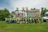 Move With Laval Movers: Call Now (888)-627-2366