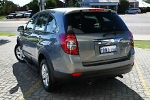 2010 Holden Captiva  Grey Sports Automatic Wagon St James Victoria Park Area Preview