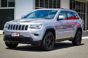 2015 Jeep Grand Cherokee WK MY15 Laredo 4x2 Billet Silver 8 Speed Sports Automatic Wagon Garbutt Townsville City Preview