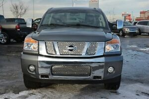 2014 Nissan Titan SL CREWCAB 4X4 Accident Free,  Navigation (GPS Edmonton Edmonton Area image 8