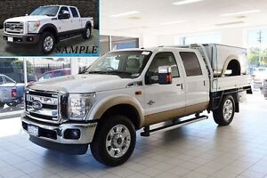 2013 Ford F350 LARIAT, 6.7 Automatic Morley Bayswater Area Preview