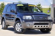 2007 Ford Escape ZC XLT Sport Black 4 Speed Automatic Wagon Tweed Heads South Tweed Heads Area Preview