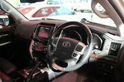 2014 Toyota Landcruiser VDJ200R MY13 Sahara Crystal Pearl 6 Speed Sports Automatic Wagon The Gardens Darwin City Preview