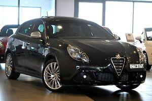 2013 Alfa Romeo Giulietta Distinctive TCT Black 6 Speed Sports Automatic Dual Clutch Hatchback Artarmon Willoughby Area Preview