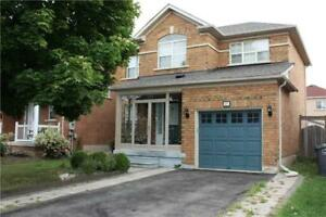 Fully Detached 3 Bedroom House With Finished Basement.