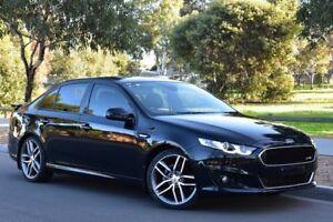 2015 Ford Falcon FG X XR6 Black 6 Speed Sports Automatic Sedan St Marys Mitcham Area Preview