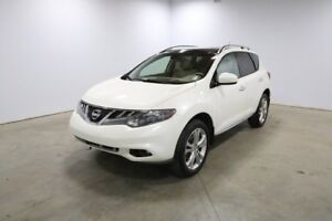 2012 Nissan Murano AWD LE Accident Free,  Leather,  Heated Seats