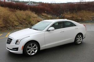 2016 Cadillac ATS Sedan Luxury Collection AWD St. John's Newfoundland image 5