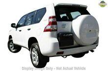 2014 Toyota Landcruiser Prado KDJ150R MY14 GX Grey 5 Speed Sports Automatic Wagon Balcatta Stirling Area Preview