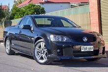 2008 Holden Ute VE SV6 60th Anniversary Black 5 Speed Sports Automatic Utility Glenelg Holdfast Bay Preview
