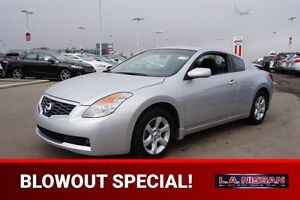 2008 Nissan Altima 2.5L COUPE Heated Seats,  Sunroof,  A/C,