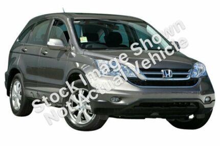 2011 Honda CR-V RE MY2010 Sport 4WD Grey 6 Speed Manual Wagon Minchinbury Blacktown Area Preview