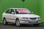 1999 Mazda 626 GF Luxury White 4 Speed Automatic Hatchback Ringwood East Maroondah Area Preview