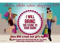 The ultimate girls night in book your Ann Summers party today!