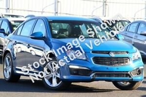 2015 Holden Cruze JH Series II MY15 SRi-V Blue 6 Speed Sports Automatic Sedan Ashmore Gold Coast City Preview