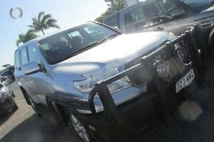 2009 Toyota Landcruiser VDJ200R GXL Silver 6 Speed Sports Automatic Wagon Mackay Mackay City Preview