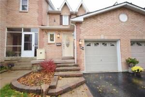 3 Bedroom Townhouse In Nw Ajax - Just Move In And Enjoy