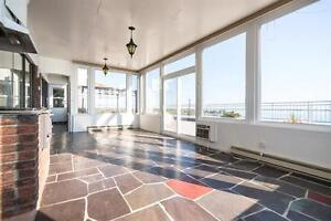 Pointe Claire By The Water-Bright-Renovated -Best Views West Island Greater Montréal image 6
