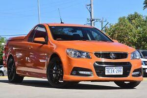 2013 Holden Ute VF SS-V Redline Fantale 6 Speed Automatic Utility Victoria Park Victoria Park Area Preview