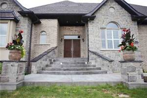 * Architect Designed*2 Acre Lot*3000 Sq Ft* 4Br,3Wr Town Of Cale
