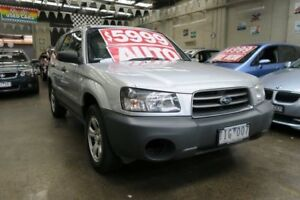 2005 Subaru Forester MY05 X 4 Speed Automatic Wagon Mordialloc Kingston Area Preview