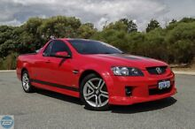 2008 Holden Commodore VE SS Red 6 Speed Manual Utility Hillman Rockingham Area Preview