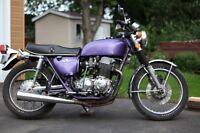 Honda CB 750 Four 1974