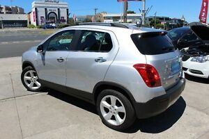 2016 Holden Trax TJ MY16 LTZ Silver 6 Speed Automatic Wagon Cheltenham Kingston Area Preview