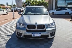 2013 BMW X5 E70 MY1112 xDrive30d Steptronic Grey 8 Speed Sports Automatic Wagon Alfred Cove Melville Area Preview