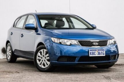 2013 Kia Cerato TD MY13 SI Blue 6 Speed Sports Automatic Hatchback Bellevue Swan Area Preview