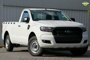 2016 Ford Ranger PX MkII XL 4x2 Cool White 6 Speed Manual Utility Greenacre Bankstown Area Preview