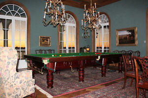 Snooker tables priced from $3500.00 & up St. John's Newfoundland image 2