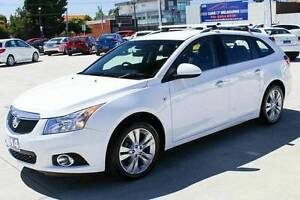 From $76 Per week on Finance* 2014 Holden Cruze Wagon Coburg Moreland Area Preview
