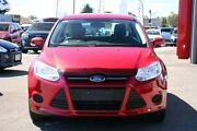 2012 Ford Focus LW Ambiente PwrShift Maroon 6 Speed Sports Automatic Dual Clutch Hatchback Frankston Frankston Area Preview