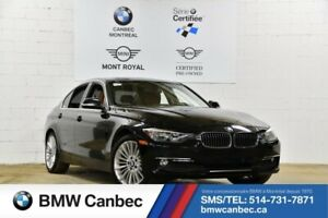 2015 BMW 3 Series 320i xDrive - Luxury Line Pkg