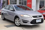 2012 Ford Mondeo MC LX PwrShift TDCi Grey 6 Speed Sports Automatic Dual Clutch Hatchback Hoppers Crossing Wyndham Area Preview