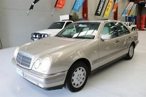 1997 Mercedes-Benz E230 W210 Elegance Silver 5 Speed Automatic Sedan