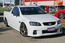 2011 Holden Ute VE II SS White 6 Speed Sports Automatic Utility East Rockingham Rockingham Area Preview