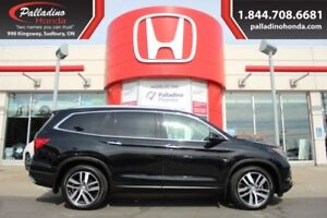 2016 Honda Pilot Touring - ADVENTURE READY -
