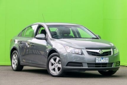 2011 Holden Cruze JH Series II MY11 CD Grey 6 Speed Sports Automatic Sedan Ringwood East Maroondah Area Preview