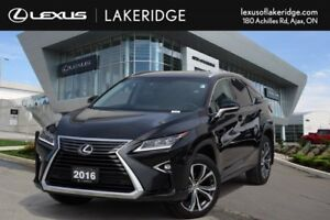 2016 Lexus RX 350 LUXURY No Accidents, Navi / Leather / Roof / B