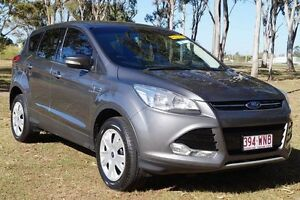 2013 Ford Kuga TF Ambiente AWD Grey 6 Speed Sports Automatic Wagon Bundaberg West Bundaberg City Preview